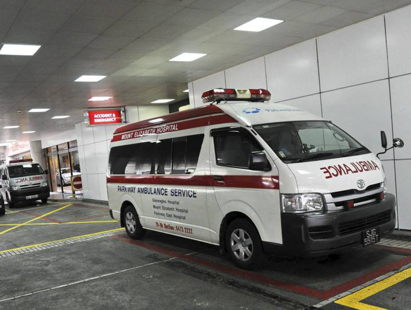 Gleneagles Singapore Accident & Emergency