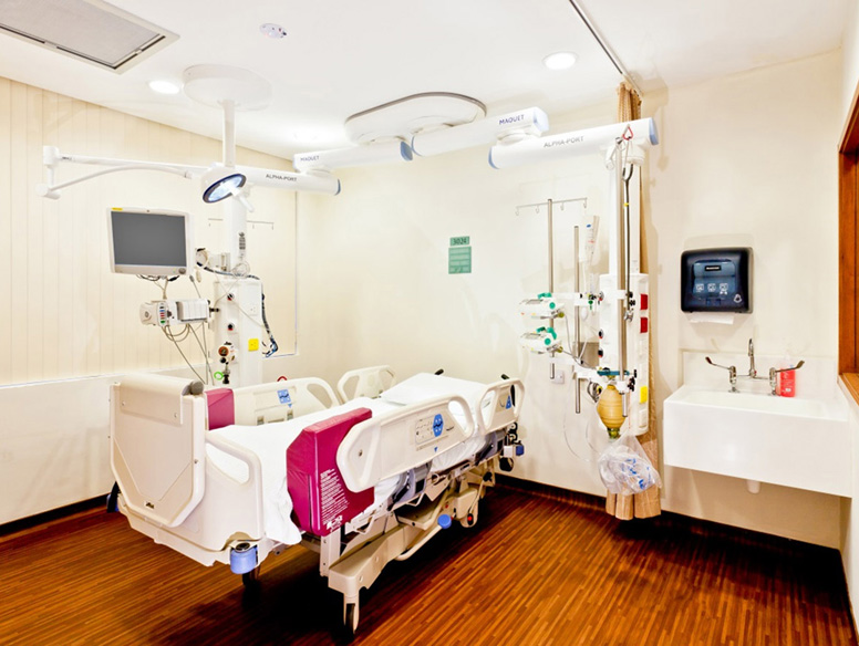 Gleneagles Singapore Intensive Care Unit (ICU)