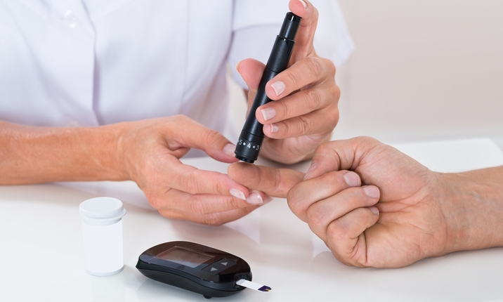 How do you diagnose diabetes?