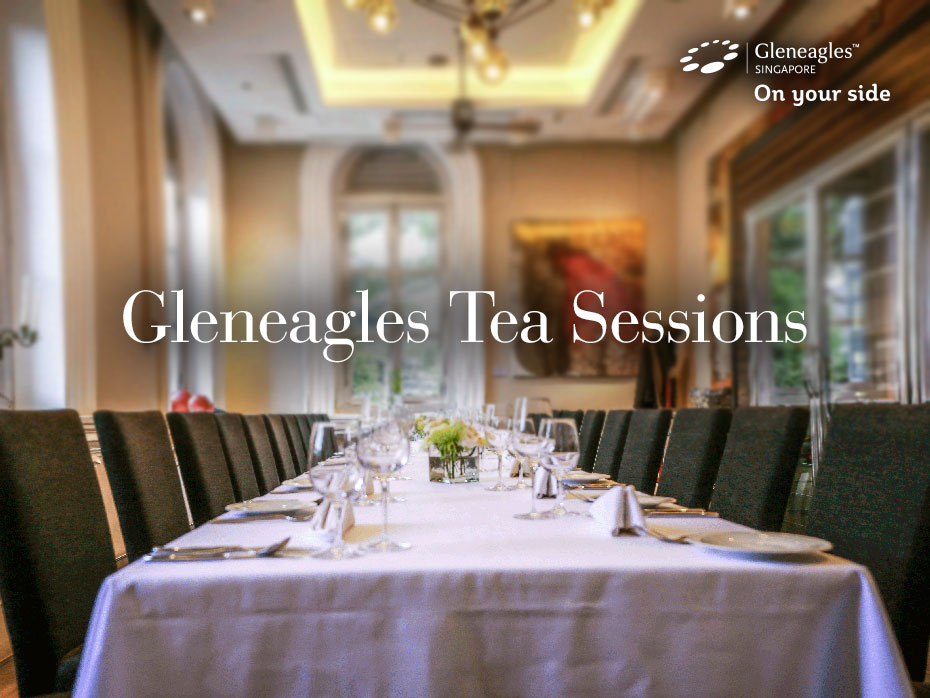 What You May Have Missed: Gleneagles Tea Sessions