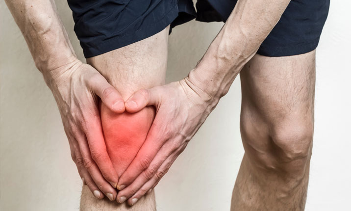 Joint injury - knee ligament