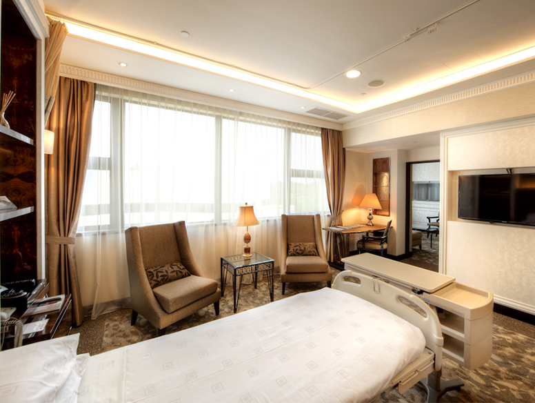 Gleneagles Singapore Hospital Rooms & Services