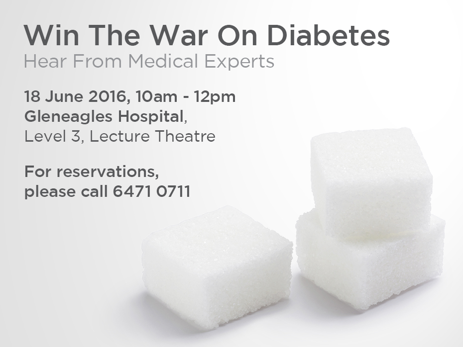 How can We Win the War on Diabetes?