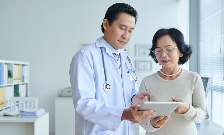 Women's health after 40 - Prevention and detection