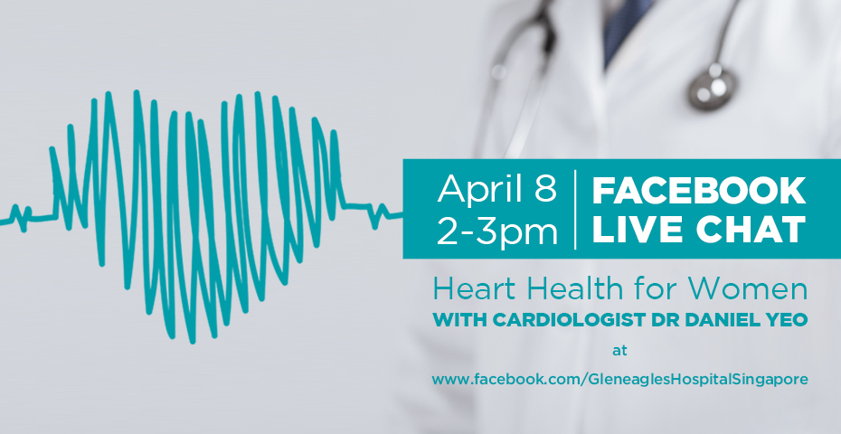 Heart Health for Women: Live Q&A